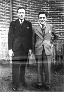 Lazarus Heimann und Wolf Heimann Wolffs