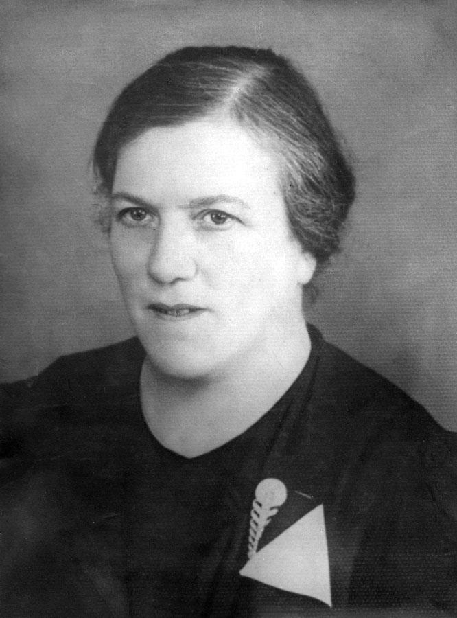 Rosa Wolffs (Mutter)