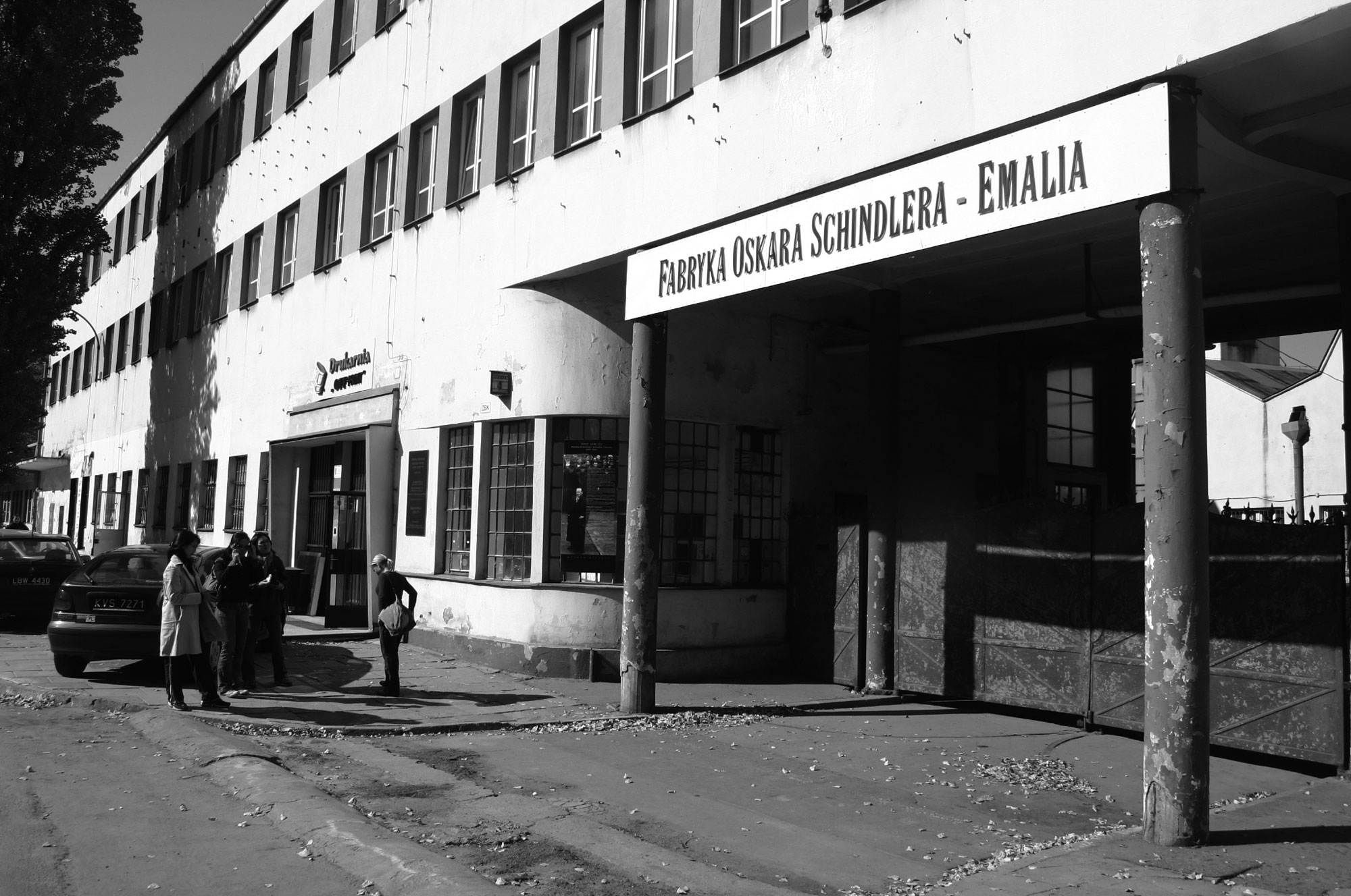 Oskar Schindlers Emaille-fabrik heute