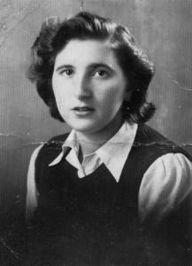 Minka Cohen 1941