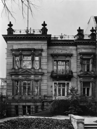 Villa Liebermann Tiergartenstr. 4 in Berlin um 1935