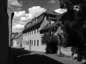 "Das ""Judenhaus"" am Brühl 6, 2016"