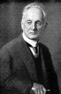 Eduard Rosé, etwa 1924