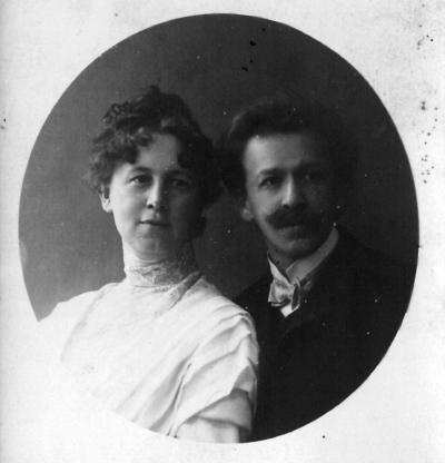 Ehepaar Lewin