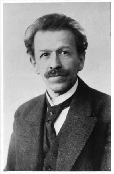 Gustav Lewin, Portrait