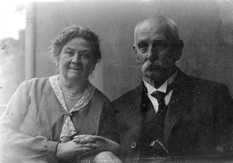 Else und Adolf von den Velden