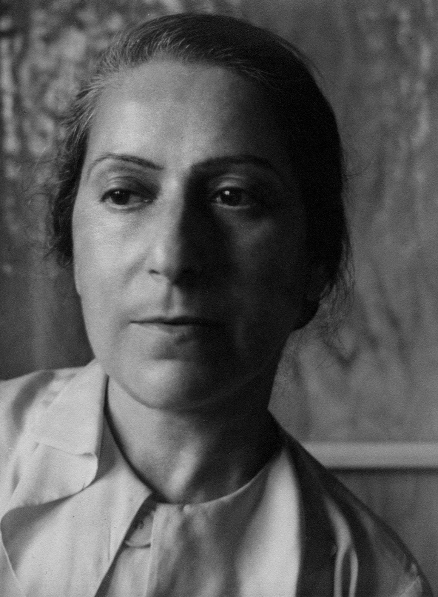 Lucy Ortlepp Anfang der 40er Jahre