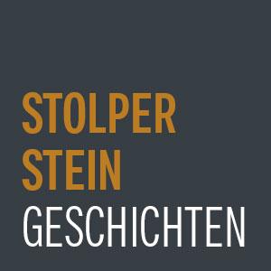 Stolperstein Geschichten Logo